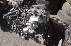 Двигатель на Toyota Hiace 2KD