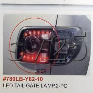 Стоп-сигналы Nissan PATROL Y62 2010г. светодиодные 780LB-UNC, Y62-10