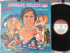 Культ! Челентано - Сборник Хитов - Adriano Celentano - ROCK FR LP 1973
