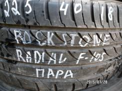 Rockstone F105. Летние, износ: 5%, 2 шт