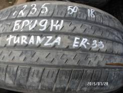 Bridgestone Turanza ER33. Летние, износ: 20%, 2 шт