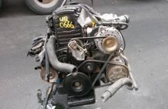 Двигатель в сборе. Nissan Serena, C23M Двигатель CD20ET
