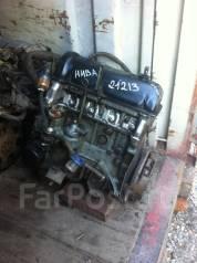 Двигатель в сборе. Лада 4x4 2121 Нива, 2121 Лада 2106, 2106