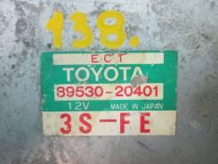Блок управления автоматом. Toyota Caldina, ST195 Toyota Carina, ST195 Двигатель 3SFE