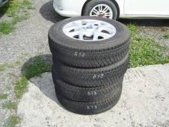 """Комплект зимних шин на литье 175/80 R-15. x15"""" 5x114.30 ЦО 70,0мм."""