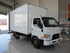 Hyundai HD78. Изотермический фургон, 3 900 куб. см., 4 000 кг.