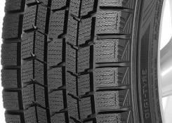 Dunlop Graspic DS-V. Зимние, без шипов, 2014 год, без износа, 4 шт