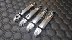 Накладка на ручки дверей. Suzuki SX4, YA41S, YA11S, GYC, YB11S, YB41S, YC11S Двигатели: J20A, M15A, M16A