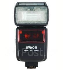 Вспышка Nikon SpeedLight SB-600