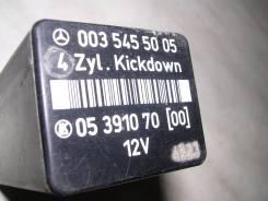 Блок управления автоматом. Mercedes-Benz E-Class, W124, 124