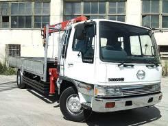 Hino Ranger H07CT в разбор