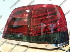 Стоп-сигнал. Toyota Land Cruiser, UZJ200W, URJ202W, URJ202, UZJ200 Двигатели: 1VDFTV, 3URFE, 1URFE, 2UZFE