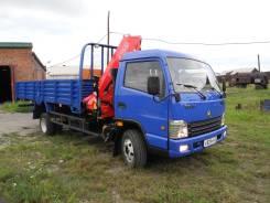 Baw Fenix. Продается грузовик бортовой ВAW c КМУ, 3 200куб. см., 5 000кг., 4x2