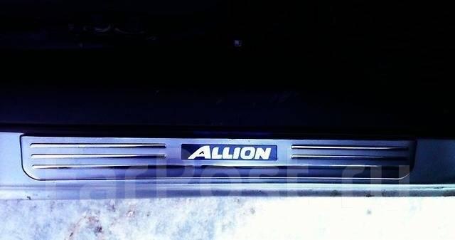Порог пластиковый. Toyota Allion. Под заказ