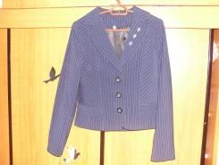 Пиджаки школьные. Рост: 128-134 см