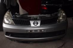 Ноускат. Nissan Tiida Latio, SJC11 Двигатель MR18DE