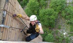Промышленный альпинист. Высшее образование, опыт работы 12 лет