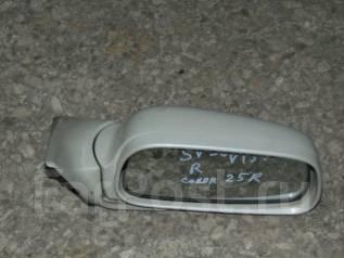 Зеркало заднего вида боковое. Toyota Vista, SV30 Двигатель 4SFE