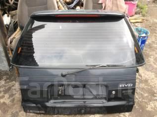 Дверь багажника. Mitsubishi RVR, N23W Двигатель 4G63