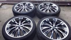 Летние колеса R24 5*150 Black Diamond. 9.5x24 5x150.00 ET50