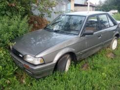 Двигатель в сборе. Mazda Familia