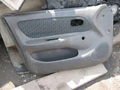 Обшивка крышки багажника. Toyota Corolla Ceres, AE101