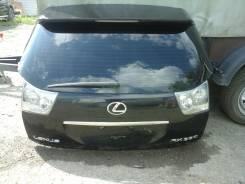 Дверь багажника. Lexus RX330, MCU38, MCU35, GSU35 Lexus RX350, MCU38, MCU35, GSU35 Lexus RX300, MCU38, MCU35, GSU35 Lexus RX400h, MHU38 Двигатели: 3MZ...