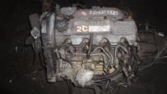 Двигатель 2C Toyota