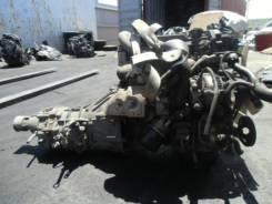Двигатель 2CT Toyota