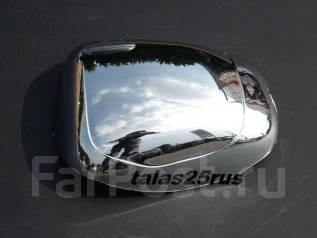 Накладка на зеркало. Toyota Hilux Surf, KDN215, TRN215, TRN210, GRN215, TRN210W, GRN215W, KDN215W, RZN215W, RZN215, TRN215W, VZN215, VZN215W, RZN210W...