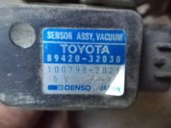 Датчик абсолютного давления. Toyota Vista, SV30, SV35, SV32, SV33 Toyota Camry, SV30, SV32, SV33, SV35 Двигатели: 3SFE, 4SFE