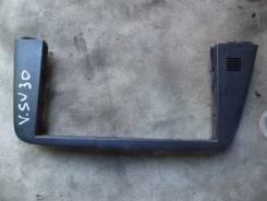 Консоль панели приборов. Toyota Vista, SV30