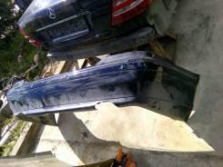 Бампер. Mercedes-Benz S-Class, W220, W140
