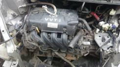 Двигатель. Toyota Vitz Двигатель 2NZFE