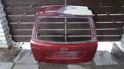 Дверь багажника. Kia cee'd, ED Двигатели: G4FC, G4FA