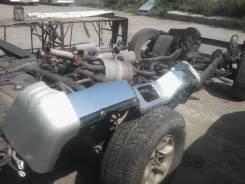 Бампер. Mitsubishi Pajero, V45W Двигатель 6G74