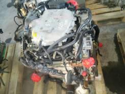 Двигатель в сборе. Infiniti FX35, S50, PNY50, PY50, Y50 Nissan Fuga, PNY50, PY50, Y50 Двигатель VQ35DE