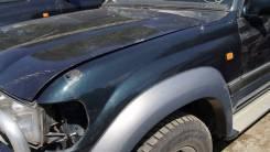Крыло на Toyota LAND Cruiser 80