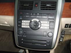 Магнитола. Nissan Teana, TNJ31, J31, PJ31 Двигатели: VQ35DE, QR25DE, VQ23DE
