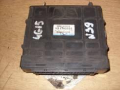 Коробка для блока efi. Mitsubishi Lancer Двигатель 4G15