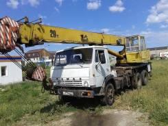 КС-45719, 1996. Камаз галичанин, 20 000кг., 22м.