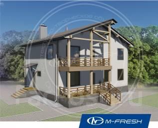 M-fresh Mister Robert. 200-300 кв. м., 2 этажа, 5 комнат, дерево