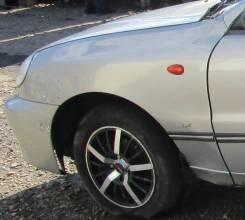 Крыло. Chevrolet Lanos