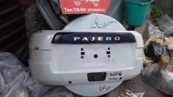 Кожух запасного колеса. Mitsubishi Pajero