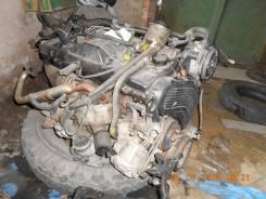 Двигатель в сборе. Toyota Land Cruiser, HDJ101 Двигатель 1HDFTE