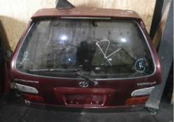 Дверь багажника. Toyota Corolla, AE104, EE107, CE101, CE105, CE107, AE100, CE109, EE103, EE101, CE101G, CE102G, EE108G, AE109, CE108G, CE100, EE108, E...