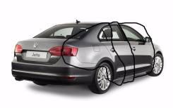 Направляющая стекла. Volkswagen Jetta