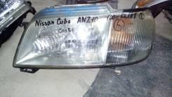 Фара. Nissan Cube, ANZ10 Двигатель CGA3DE