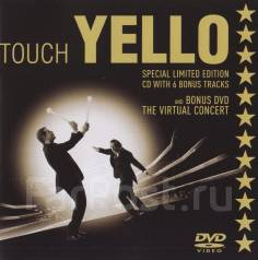 Yello. Touch. Limited Edition (CD+DVD/фирм)
