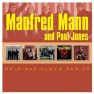 Manfred Mann And Paul Jones. Original Album Series (5 CD/фирм). Под заказ